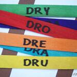 Drewniana drabina- pomoc do ćwiczeń [dr]