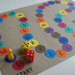 Gra planszowa – różnicowanie trzech szeregów