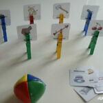 Zabawy z obrazkami z głoską [ś] dla młodszych dzieci