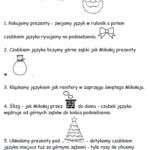 Ćwiczenia artykulacyjne z Mikołajem