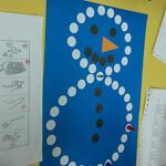 Bałwanek – uniwersalna gra logopedyczna