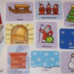 Boże Narodzenie – grupowe zajęcia logopedyczne