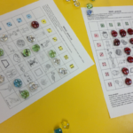 Bingo z kostkami – głoska [r]
