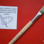 Przybory szkolne – ćwiczenia artykulacyjne