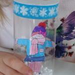 Zima – ćwiczenie oddechowe DIY