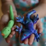 Zwierzątka – zabawy logopedyczne
