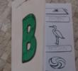 Książeczka z głoską [b]